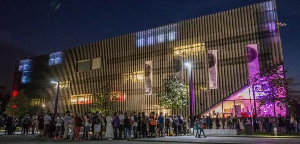 Noc muzeów w Muzeum POLIN 2019