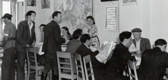Odbudowa żydowskiego świata po Holokauście: filantropia, polityka i Zimna Wojna - wykład w Muzeum POLIN