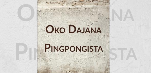 Oko Dajana, Pingpongista - Józef Hen - Czytelnia POLIN