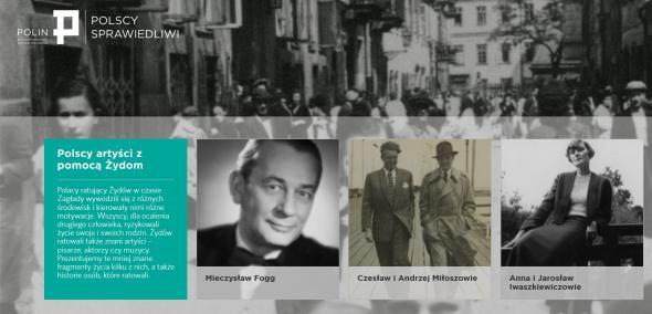 Polscy artyści z pomocą Żydów