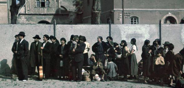 Międzynarodowy Dzień Pamięci o Zagładzie Romów