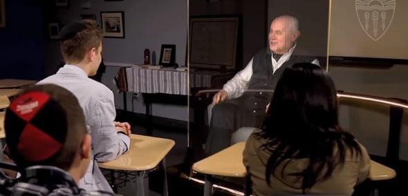 rozmowa ze świadkiem historii, warsztaty, kurs edukacyjny, Muzeum POLIN