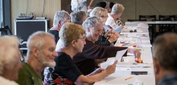 spotkanie dla seniorów, Chanuka, w co wierzą Żydzi