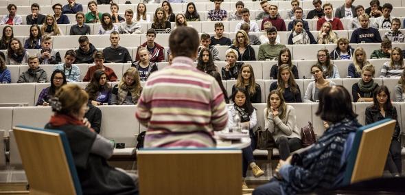 Spotkania młodzieży ze świadkami historii