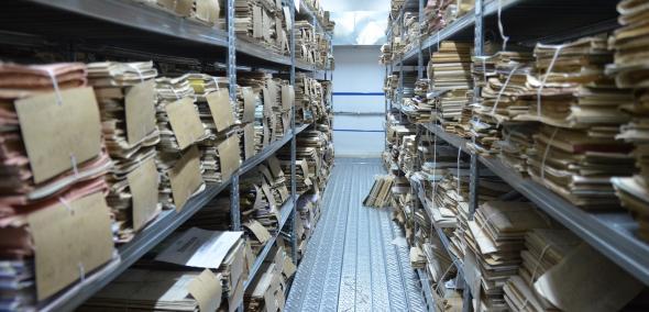 Skarby z archiwum w Piotrkowie