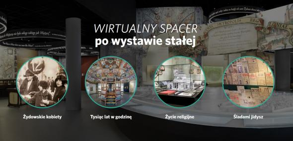 Wirtualny spacer po wystawie stałej