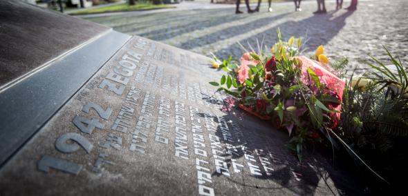 74 rocznica powstania Rady Pomocy Żydom