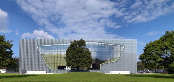 Muzeum POLIN, budynek