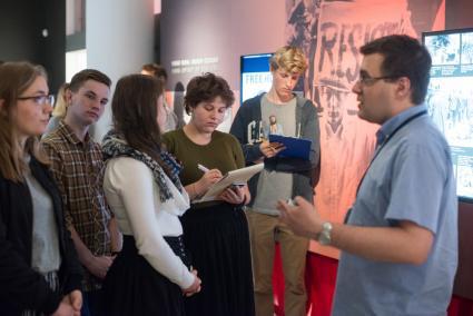 Przyjazna Polska. Młodzież przeciw mowie nienawiści - warsztaty dla szkół