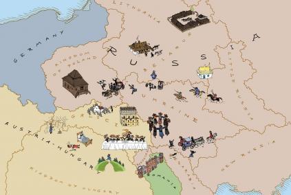 Historyczny atlas chasydyzmu