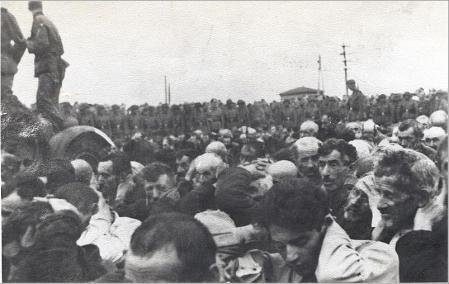 getto białostockie, likwidacja getta, Białystok, 1943