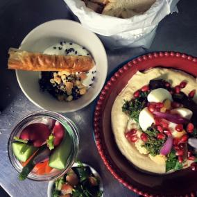 Warsztaty kulinarne, Menora InfoPunkt, Sabina Fracuz