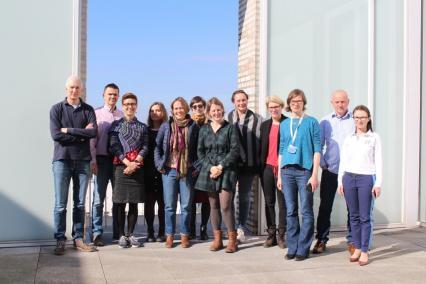 HHEINA Project progress meeting in Belgium