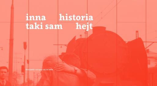 Inna historia. Taki sam Hejt, kampania, Saatchi&Saatchi, Muzeum POLIN