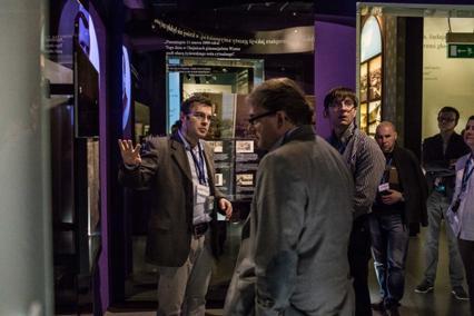 Zwiedzanie wystawy stałej z przewodnikiem