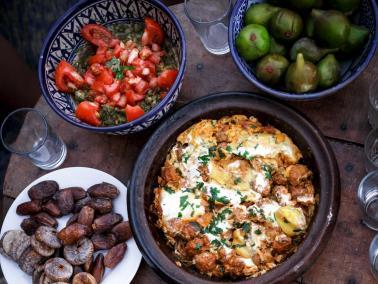 Kuchnia Żydów marokańskich