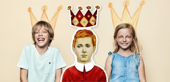 W Polsce króla Maciusia, wystawa czasowa, dla dzieci, Muzeum POLIN, wernisaż, wielkie otwarcie