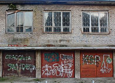 Zapomniane miejsce, fot. Marek Ślusarz