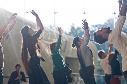 Taniec po izraelsku - spotkanie z cyklu Żydowskie ABC, Muzeum POLIN