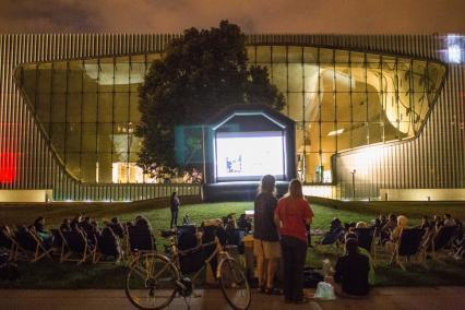 Wakacyjne Kino POLIN