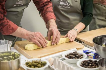 Warsztaty kulinarne Menora InfoPunkt, Pesach