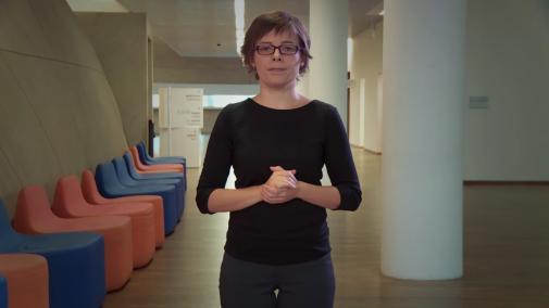 Wystawa stała, film w Polskim Języku Migowym