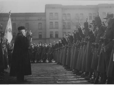 Lojalność. Żydzi i wojsko między integracją i wykluczeniem - wykład