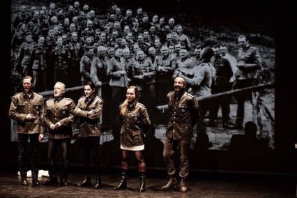 Warsztaty z wykorzystaniem technika spektaklu dokumentalnego