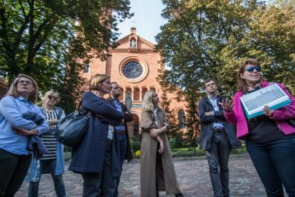 Wędrujący Uniwersytet Muranowski - spotkanie X, Muzeum POLIN