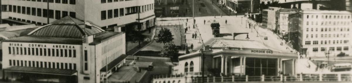 """Kolaż budynków """"Architektura Gdyni"""", fot. """"Mare Nostrum. Rumia"""""""