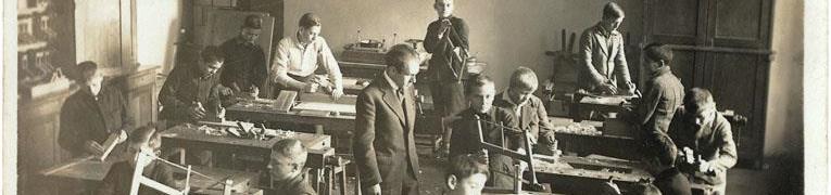 Bruno Schulz w Państwowym Gimnzajum w Drohobyczu, 19 maja 1934 roku