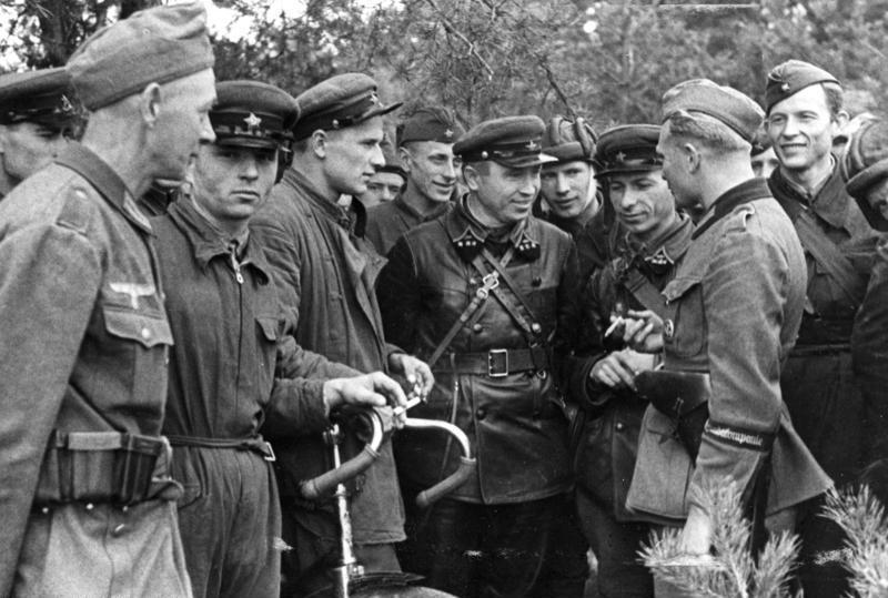 17 września 1939 roku Związek Radziecki rozpoczął inwazję na Polskę