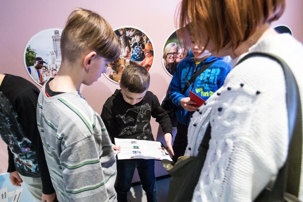 Dzień Domów Dziecka w Muzeum POLIN