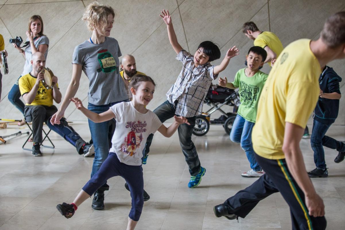 Warsztaty taneczne dla dzieci