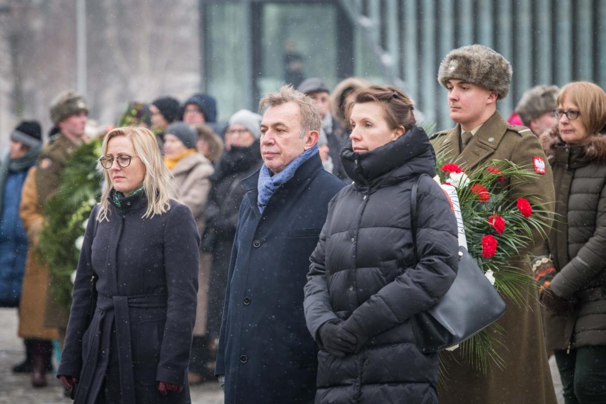 Międzynarodowy Dzień Pamięci o Ofiarach Holocaustu 2019