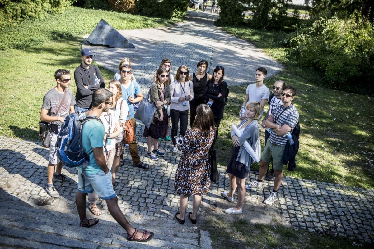 Polish-Israeli Youth Exchange 2016