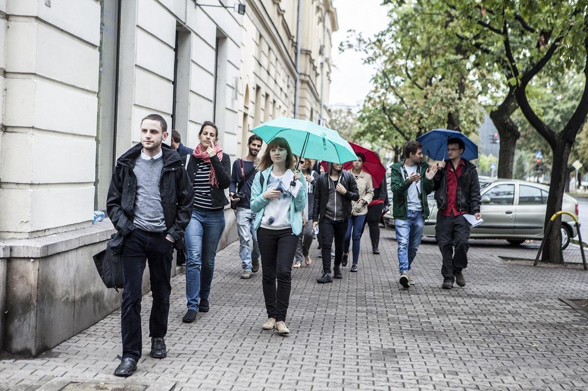 Spacer międzykulturowy, fot. D. Olszyńska