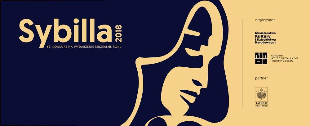 Sybilla 2018 dla Wirtualnego Sztetla - portalu należącego do Muzeum POLIN