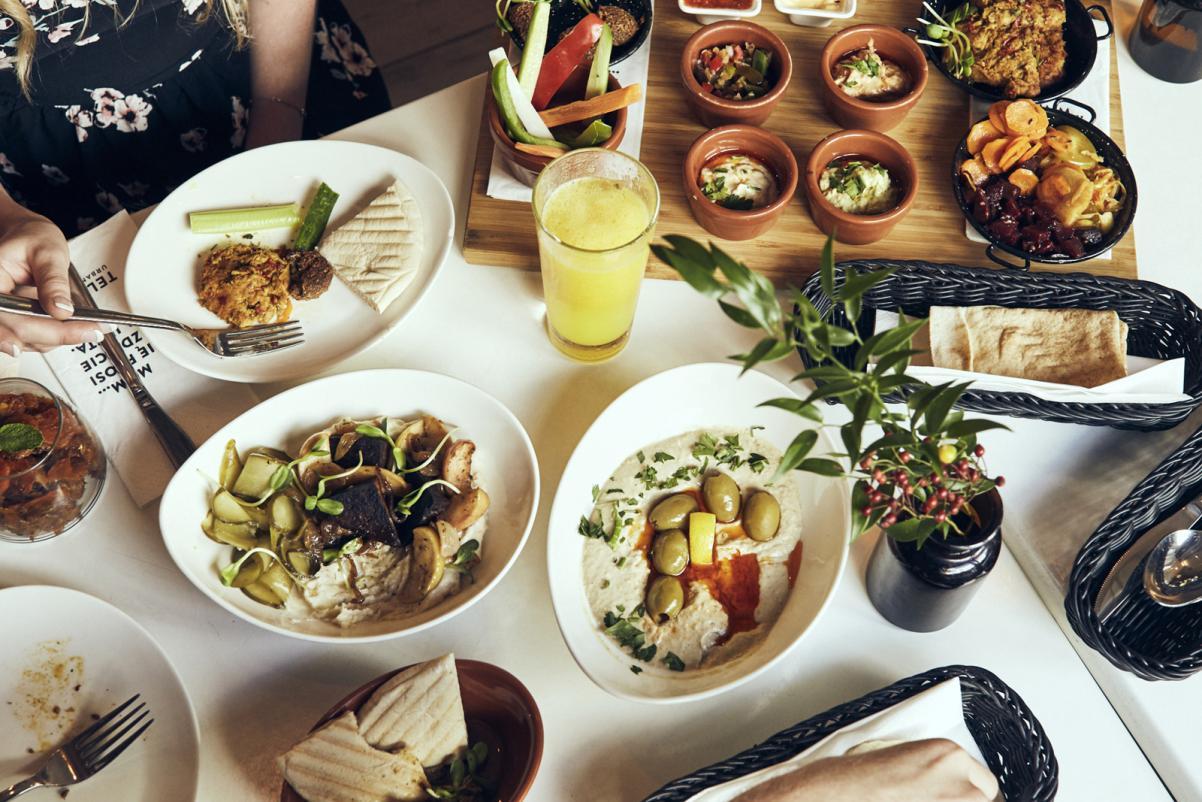 Sukkto, Tel Aviv Urban Food