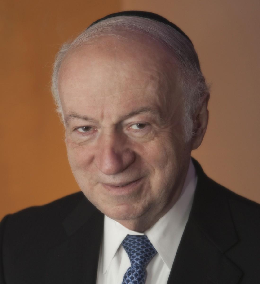 Zdjęcie - Julius Berman, Przewodniczący Zarządu, The Conference on Jewish Material Claims Against Germany