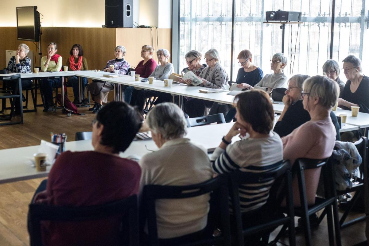 Żydowskie Zielone Świątki - czyli jak świętować Szawuot? – spotkanie dla seniorów w Muzeum POLIN
